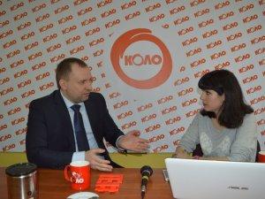 Фото: Кава з головредом. Лев Жиденко, депутат, який захотів зробити «Нову Полтаву»