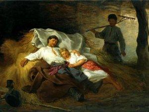 Фото: Українські вечорниці та дошлюбний секс на них