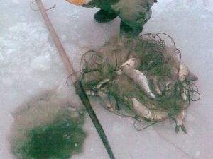 Фото: На Полтавщині затримали браконьєра, який зловив понад 17 кілограмів риби
