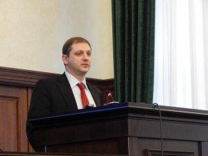 Фото: Мамай тиснув на суддю Гольник через ЗМІ