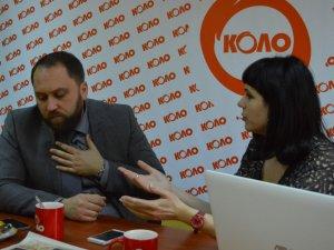 Фото: Сергій Чередніченко, який 2 роки працює над відродженням Полтави, розповів про здобутки