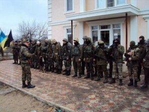 Фото: Добровольчий батальйон ОУН: Ця війна не скінчиться, доки одна зі сторін не буде переможена