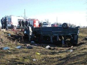 Фото: Кількість жертв автокатастрофи на Полтавщині зросла до восьми осіб – міліція