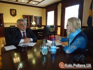 Фото: Екс-губернатор Полтавщини Віктор Бугайчук не протидіяв корупції