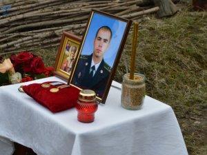 Загиблий в АТО Михайло Шабля став військовим за прикладом старшого брата (оновлено, ВІДЕО)