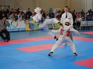 Фото: У Полтаві пройшли всеукраїнські змагання з тхеквондо