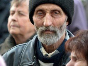 Фото: Мітинг у Полтаві: підвищення тарифів і відставка Марченка (ФОТО)