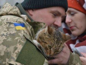 Фото: Полтава зустріла своїх героїв – 16 батальйон територіальної оборони