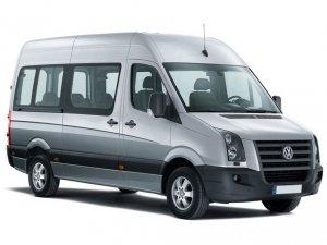Фото: На Полтавщині перевернувся мікроавтобус з пасажирами: семеро травмованих
