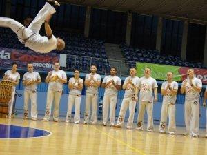 Фото: У Полтаві побував майстер бразильського бойового мистецтва