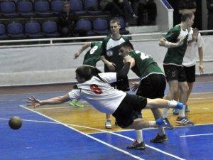 Фото: Гандбольне «Динамо» програло в Запоріжжі
