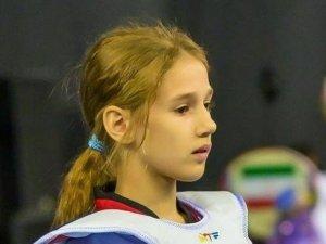 Фото: Полтавська тхеквондистка стала чемпіонкою престижного міжнародного турніру