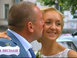 """Фото: Полтавка узяла участь у програмі """"4 весілля"""" (відео)"""