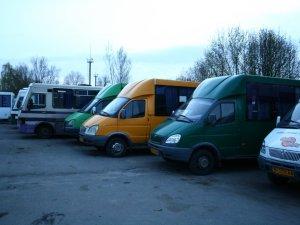 Фото: Як маршрутки й автобуси готуються до зустрічі з пасажирами