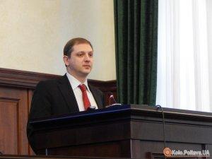 Фото: Прокурор Полтавської області розповів про мітинг, на якому його не було
