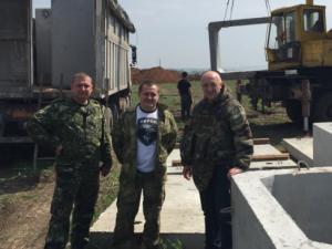 Фото: Як провів 1 травня очільник Полтавщини