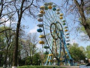 У полтавському парку «Перемога» запрацювали атракціони