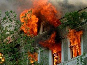 Фото: У Кременчуці горіла багатоповерхівка