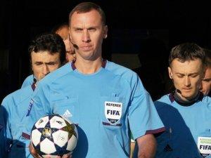 Фото: На матч «Ворскла» – «Олімпік» призначили суддів
