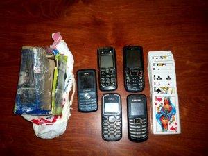 Фото: До травневих свят засудженим на Полтавщині передають «подарунки»