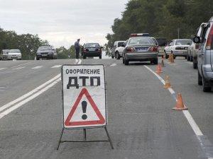 Фото: На Полтавщині не розминулися легковик і мотоцикл