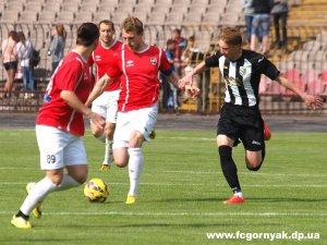 Фото: Футбольні команди з Полтавщини цими вихідними не програвали