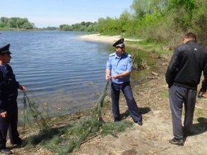 Фото: На Полтавщині затримали браконьєрів, які виловили 20 кг риби