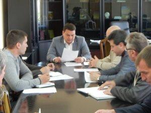 Фото: У Полтаві влада і нафтовики обговорили варіанти співпраці