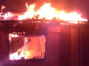 Фото: На Полтавщині внаслідок пожежі у житловому будинку 2 людини загинули, 1 травмована