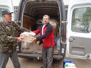Фото: Полтавських волонтерів обстріляли у зоні АТО