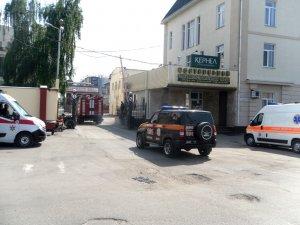 Фото: У Полтаві від сірчаної кислоти «рятували» завод Веревського