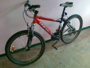 Фото: У Лубнах затримали крадія велосипедів