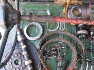 Фото: У Миргородському районі злодії поцупили металевих речей на шість тисяч гривень