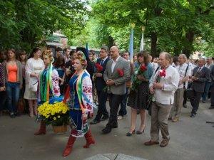 Фото: У Полтаві вшанували Петлюру