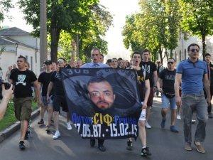 Фото: Полтавці вшанували героїв АТО масштабним маршем (ФОТО)