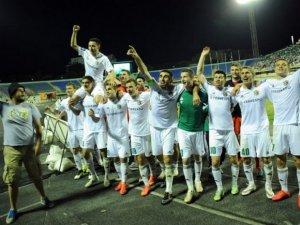 """""""Ворскла"""" достроково оформила вихід у Лігу Європи (відео)"""