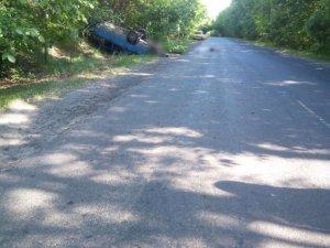 Фото: П'яний водій на смерть збив велосипедиста