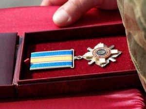 Фото: Президент посмертно нагородив п'ятнадцятьох військовослужбовців із Полтавщини