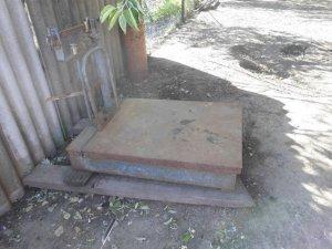 Фото: На Полтавщині викрили підпільний металоприймальний пункт