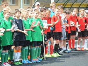"""Фото: У """"Ворсклі"""" проводять дитячий турнір на честь загиблого президента клубу"""