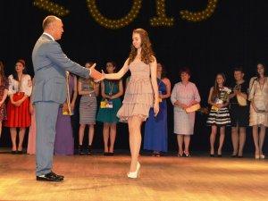 Фото: Полтавських випускників нагородили медалями (фоторепортаж)