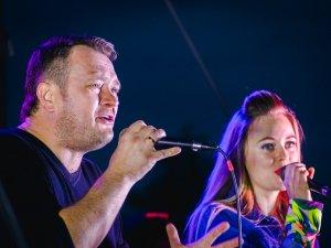 Фото: У Полтаві пройшов фолк-рок концерт під відкритим небом