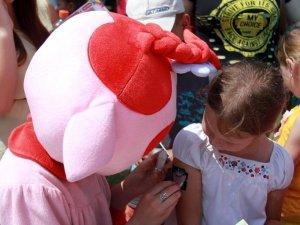 Фото: У Полтаві влаштували свято у День захисту дітей