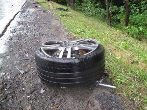 Фото: В одному із районів Полтавщини сталося три ДТП із постраждалими