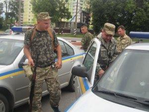 Фото: Додому із АТО повернулися працівники полтавської Державтоінспекції