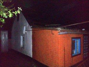 Фото: У Миргородському районі під час пожежі загинули худоба та птиця