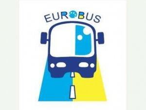 """Фото: Полтавців запрошують зустріти """"Євроавтобус"""""""