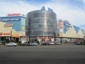 Фото: Популярность ТРЦ «Киев» в Полтаве растет