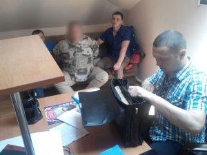 """Фото: Міліція затримала """"магістра окультних наук"""", який погрожував журналістам"""