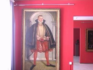 У Полтавському музеї прокоментували скандал щодо картин, які хоче забрати німецький принц (відео)